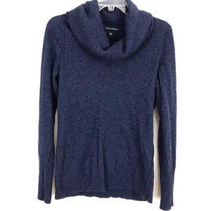 Banana Republic wool Cashmere blend cowl sweater
